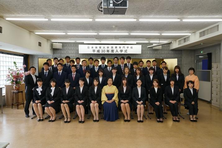 平成30年度入学式(6)