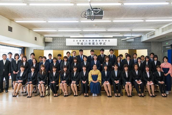 平成31年度入学式(9)